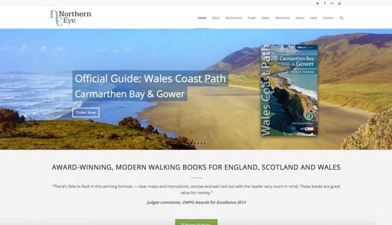 Northern Eye Books Website