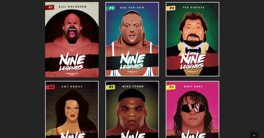 Nine Legends Film
